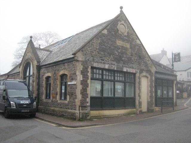 Lynton Market Hall