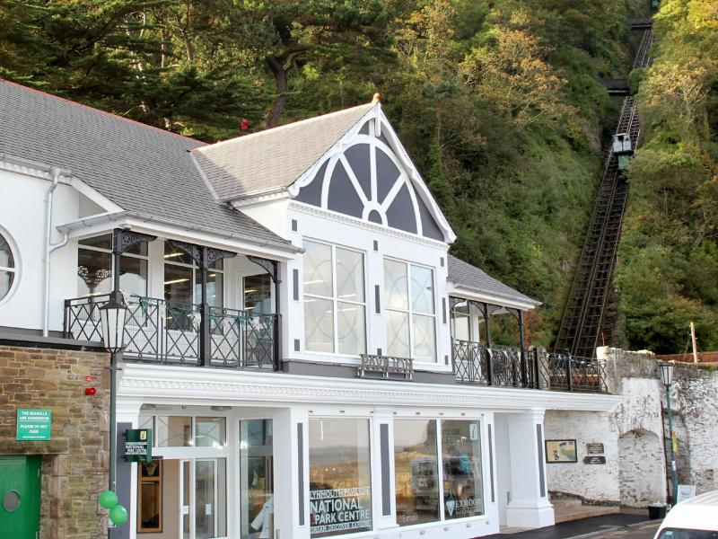 Lynmouth Pavilion