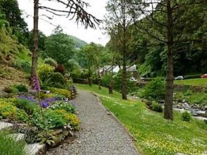 Middleham Gardens in Lynmouth